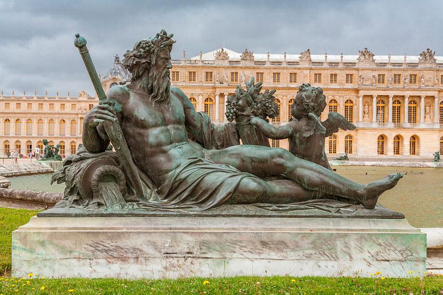Парк Версальского дворца, Франция