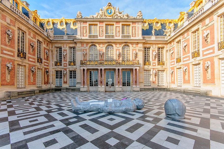 Дворец Версаль Людовика XIV