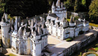 Замок Юссэ